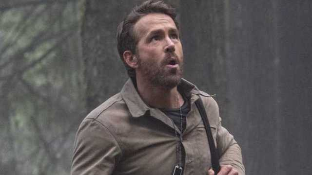 Ryan Reynolds shares first look at new movie 'The Adam Project'