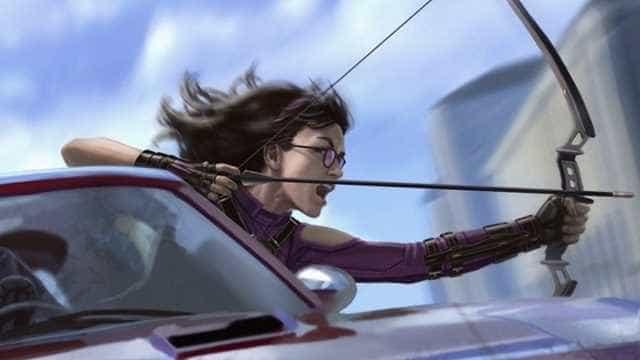 Hailee Steinfeld to play Kate Bishop in Disney Plus' Hawkeye series