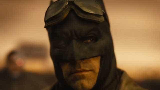 Batmobile (Zack Snyder´s Justice League)