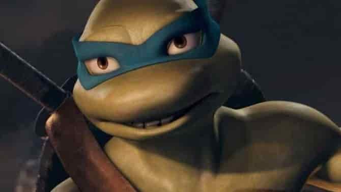 Teenage Mutant Ninja Turtles is being rebooted on the big screen