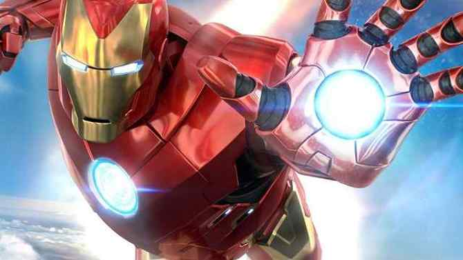 Celebrate The Marvel's Iron Man VR Release With This Epic Launch Trailer