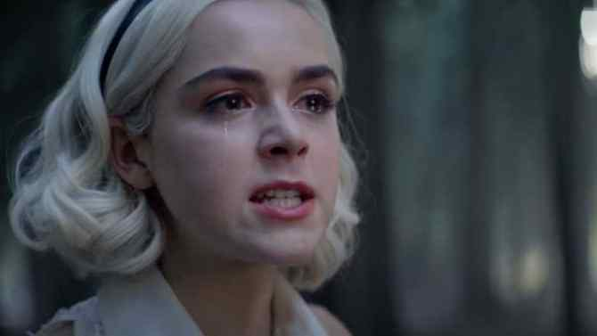 Netflix cancels Chilling Adventures Of Sabrina