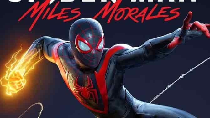 'Spider-Man: Miles Morales' box art revealed, echoing PlayStation 5 color scheme