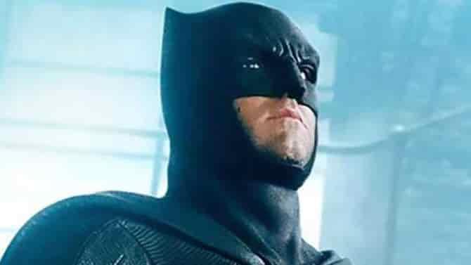 Ben Affleck returning as Batman alongside Michael Keaton in The Flash movie