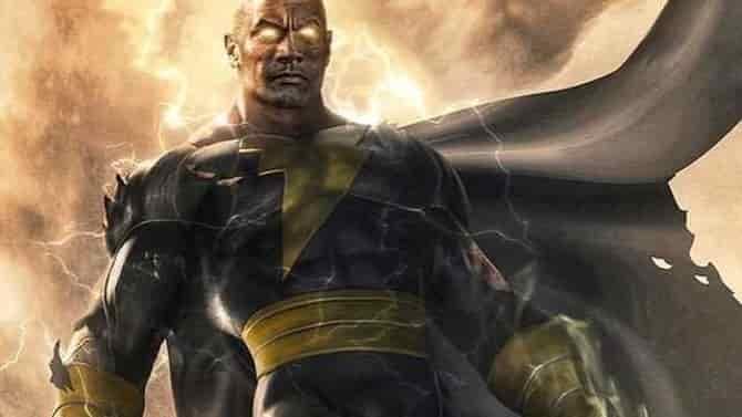 Dwayne Johnson Posts First Look at 'Black Adam' Ahead of DC Fandome!