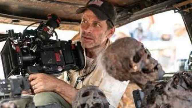 Zack Snyder's 'Army of the Dead' Universe Expanding
