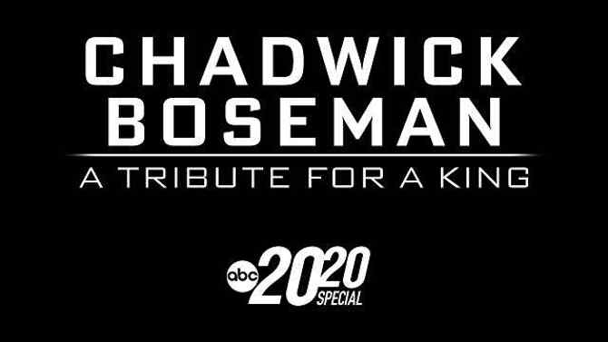 Chadwick Boseman: A Tribute for a King Special Now Available on Disney+