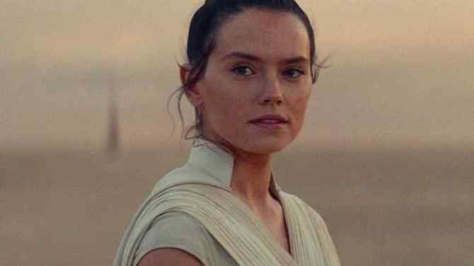 Disney Star Wars Clueless Confirms Daisy Ridley