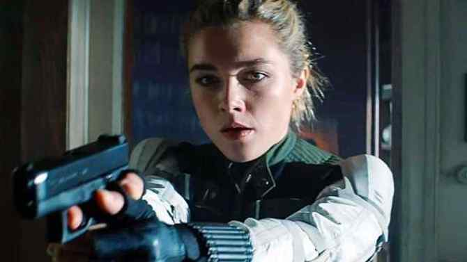 Florence Pugh on Black Widow Tackling 'Abuse of Women'