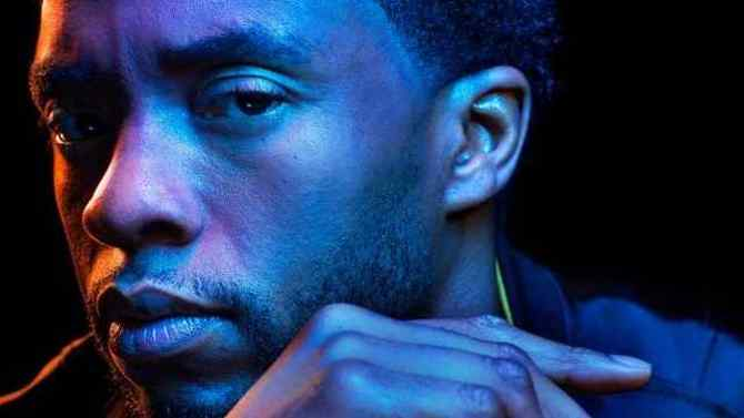 'Black Panther' Mural With Chadwick Boseman Unveiled at Disneyland