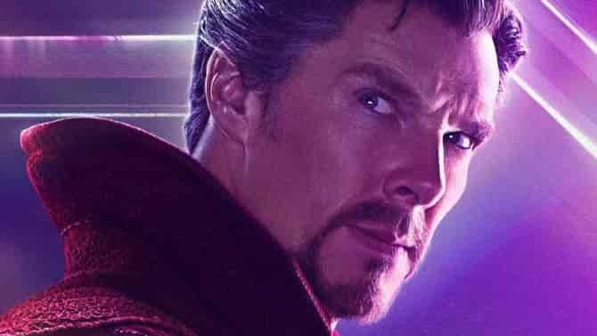 Doctor Strange Benedict Cumberbatch Joins Spider-Man 3