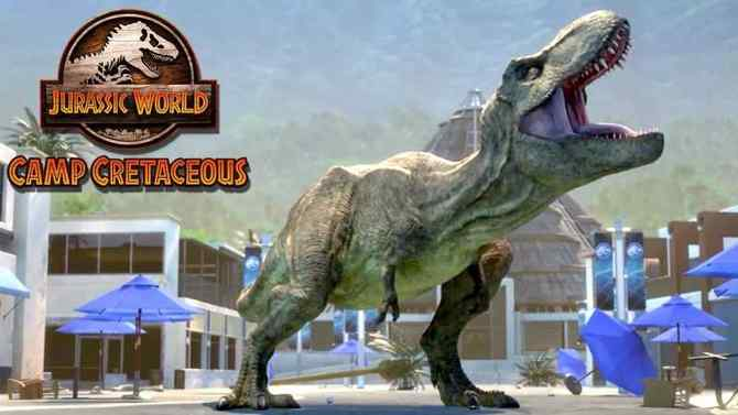 Camp Cretaceous renewed for season 2, digs up new teaser