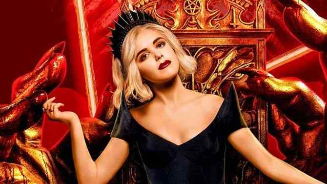 Chilling Adventures Of Sabrina Season 4's Release Date Revealed In Teaser Trailer