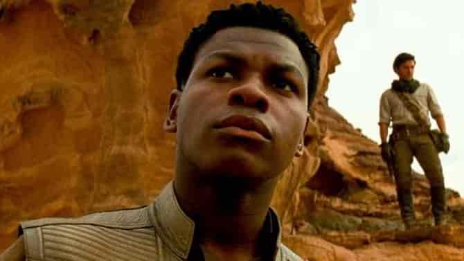 John Boyega Spoke With Disney Exec After Finn Storyline Criticism
